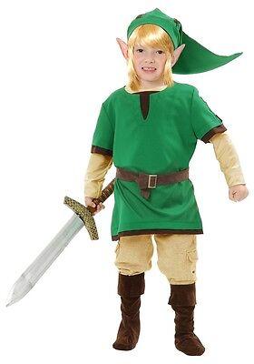 Elf Warrior Child Costume](Elf Child Costume)