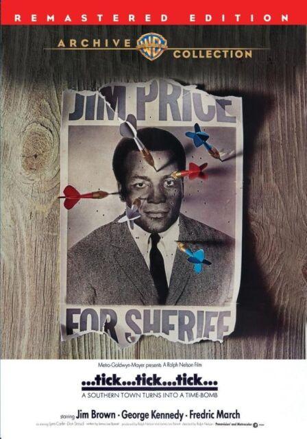 TICK TICK TICK - (1970 Jim Brown) Region Free DVD - Sealed