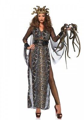 Medusa Damen Kostüm von Leg Avenue Schlangen Mythologie griechische Göttin