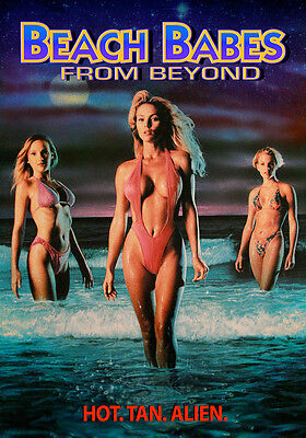 Beach Babes From Beyond Dvd  Starring Linnea Quigley  Full Moon Features