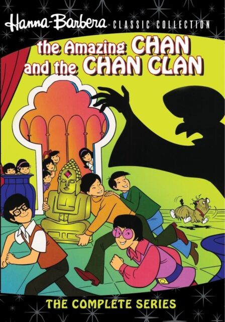 AMAZING CHAN & THE CHAN CHAN - (1972) Region Free DVD - Sealed
