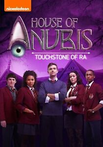 HOUSE OF ANUBIS -TOUCHSTONE OF RA  -  DVD - UK Compatible - Sealed