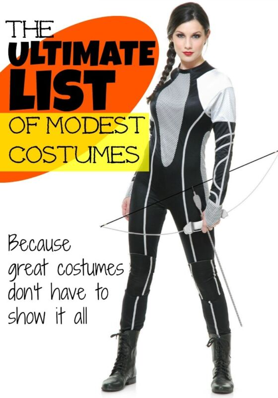 i love this list of cute clever and modest halloween costume ideas so - Modest Womens Halloween Costumes