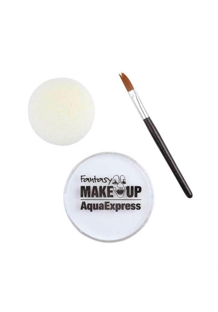 Schminke - Fantasy Make Up-Aqua Express - Weiß