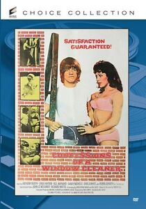 CONFESSIONS OF A WINDOW CLEANER (1974) -  Region 1 DVD - Sealed