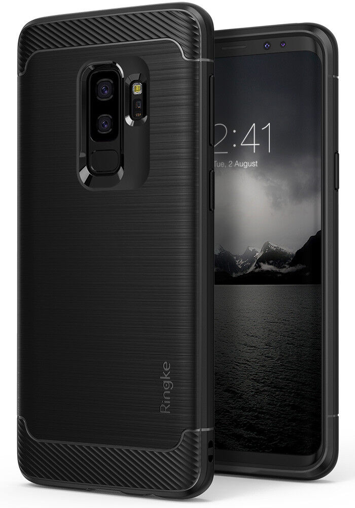 For Galaxy Note 9/S9/S9 Plus | Ringke [ONYX] Flexible TPU Protective Cover Case