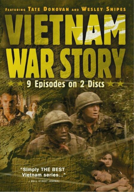 Vietnam War Story (Wesley Snipes) - Region Free DVD - Sealed