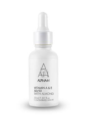 Alpha H Vitamin A & E 50/50 with Almond 30ml