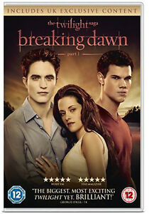 The Twilight Saga: Breaking Dawn - Part 1 DVD