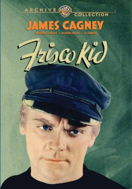 FRISCO KID - (1935 James Cagney) Region Free DVD - Sealed