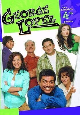 The George Lopez Show  Complete Fourth Season  3 Disc Set