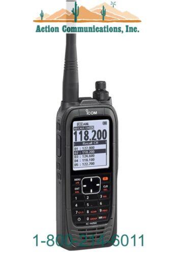 NEW ICOM A25C SPORT, VHF AIR BAND TRANSCEIVER