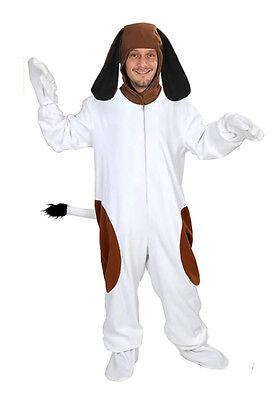BERNHARDINER OFFEN GR. XXXL SUPERSIZE KOSTÜM FASCHING KARNEVAL HUND 1,80 - 2,0 - Super Size Kostüm