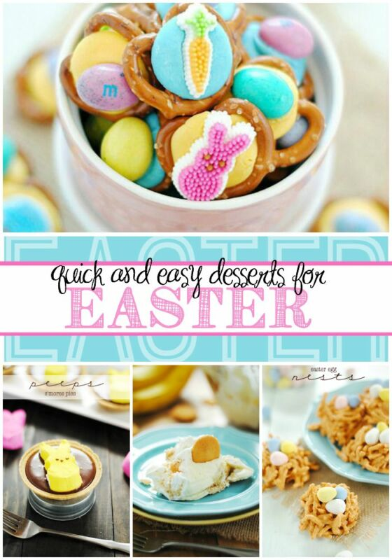 Quick easy easter desserts ebay for Quick and easy easter treats recipes