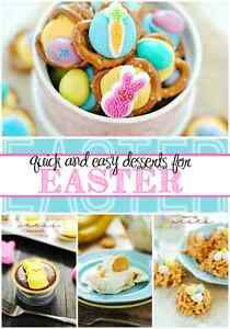 Quick & Easy Easter Desserts