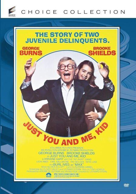 JUST YOU & ME KID (1979 George Burns) - Region Free DVD - Sealed