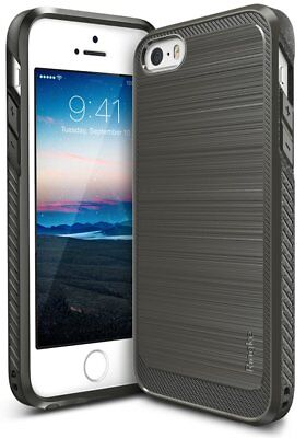 For Apple iPhone SE 5S   Ringke [ONYX] Rugged Flexible Shockproof TPU Cover Case