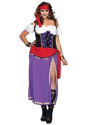 t Womens Plus Size Costume (Plus Size Gypsy Kostüme)