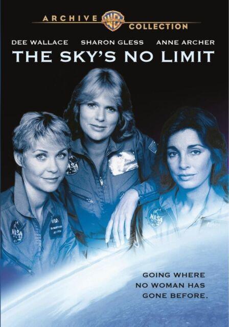 SKY'S NO LIMIT - (1984 Dee Wallace) Region Free DVD - Sealed