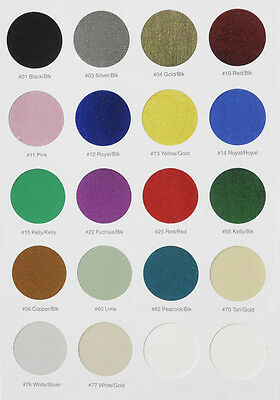 Decorator Fabric By Color - LIQUID LAME FABRIC CHOICE OF COLOR  BY THE YARD COSTUME DECOR THEATER