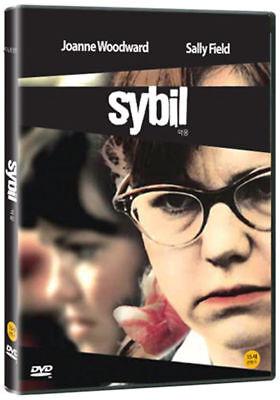 SYBIL (1976 - Daniel Petrie, Joanne Woodward, Sally Field, Brad Davis) DVD NEW
