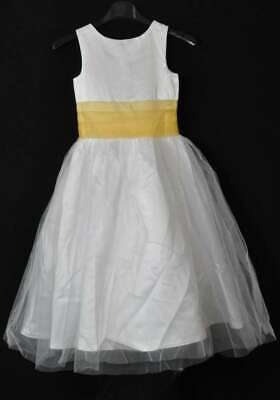 Light in the Box Flower Girl Dress Communion Wedding Satin&tüll Size 4Jahre New - Light In The Box Flower Girl Dresses