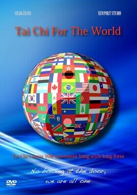 Tai Chi for the World, step-by-step instructional video for beginners