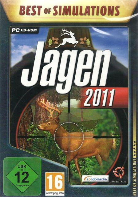 Jagen 2011   - NEU/OVP - PC