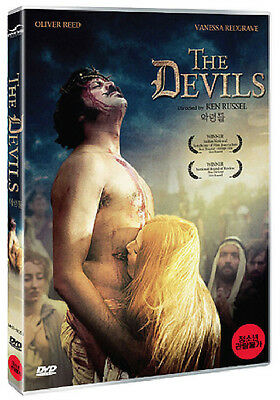 The Devils / Ken Russell, Vanessa Redgrave, Oliver Reed, 1971 / NEW