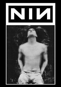 NEW Nine Inch Nails NIN b/w Poster 85cm x 60cm 34
