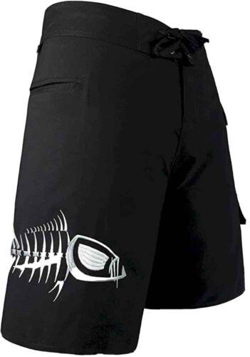 NEW Tormenter Mens Tuna Waterman 5 Pocket Boardshorts, Black
