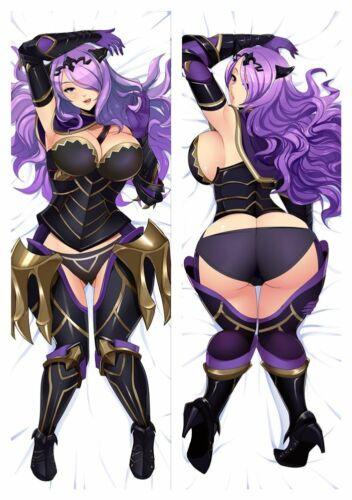 NEW Camilla (Fire Emblem) Dakimakura Sexy Body Pillowcase Cover 150x50CM Game