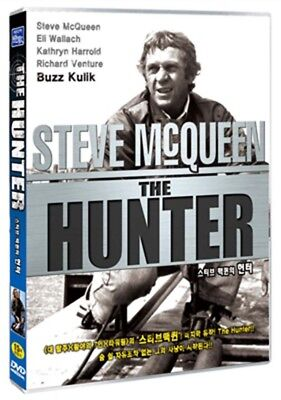 The Hunter (1980) / Steve McQueen / DVD, NEW