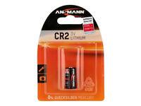 20x CR2 3V Lithium Ansmann Batteries