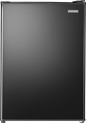 ثلاجة جديد Insignia- 2.6 Cu. Ft. Compact Refrigerator – Black