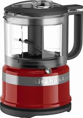 KitchenAid - 3.5-Cup Mini Food Processor - Empire red, Free Shipping