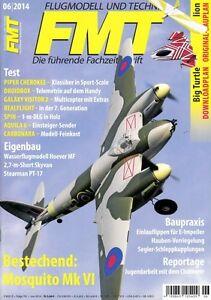 FMT1406 Bauplan 3201449 + LION + ein Nurflügel-Modell + FMT 6/2014