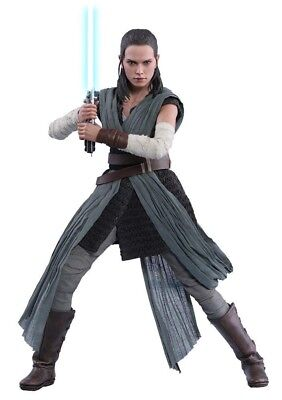 Star Wars Movie Masterpiece Rey Collectible Figure MMS428 [Jedi Training Outfit]