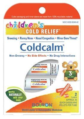 Children's Coldcalm Pellets Boiron 160 Pellet
