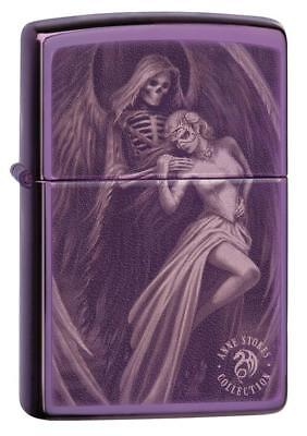 Zippo Windproof Anne Stokes Lighter With Gothic Image, 29717, New In Box