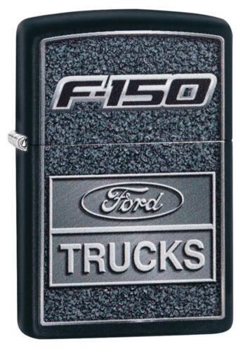 Zippo Windproof F-150 Ford Trucks Lighter, 29835, New In Box