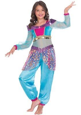 Sweet Genie Kinderkostüm Violet Blue NEU - Mädchen - Mädchen Genie Kostüme