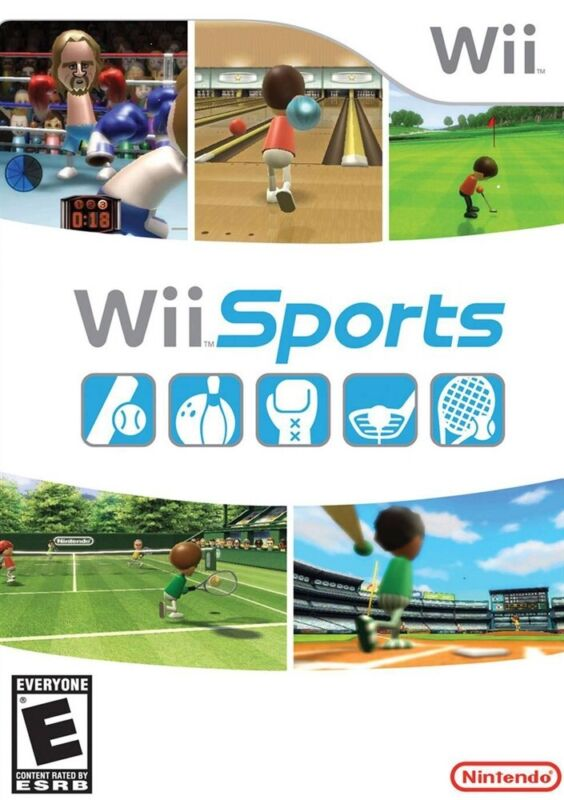 Wii Sports - Nintendo Wii Game Complete