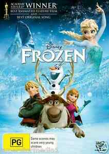 Frozen (Disney) : NEW DVD