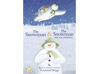 Raymond Briggs - The SNOWMAN / THE SNOWMAN & THE SNOWDOG - 2DVD SET