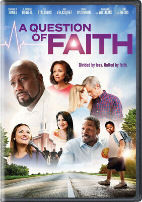 A Question of Faith (DVD) Christian Religious NEW Factory Sealed, Free Shipping