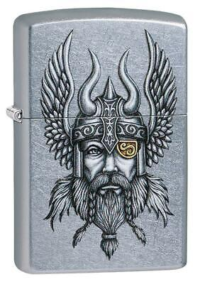 Zippo Windproof Viking Warrior Lighter, 29871, New In Box