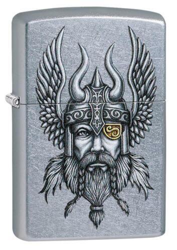 Zippo Windproof Viking Warrior Lighter, 29871, New In Box