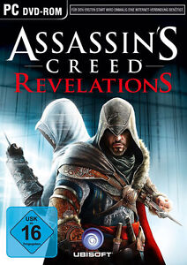 Assassins Creed Revelations für PC | NEUWARE | KOMPLETT IN DEUTSCH!