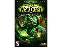 PC Games - World of Warcraft Legion (MORE GAMES AVAILABLE ON THE DESCRIPTION)